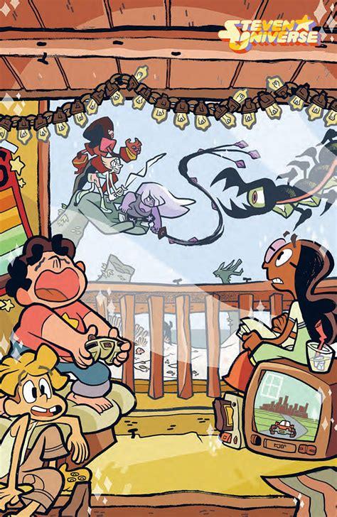 Ghettomanga Wow Im Loving These Steven Universe Comics
