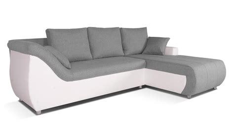 canape d angle blanc et gris canape convertible blanc et gris 28 images canap 233