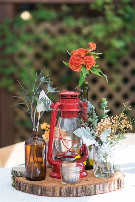 25 Best Ideas About Lantern Table Centerpieces On