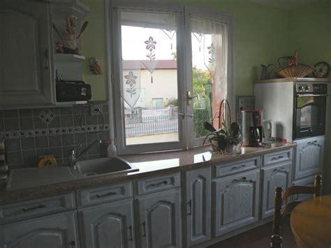 cuisine relookee grise cuisine relookee 4 photo de agencement cuisines