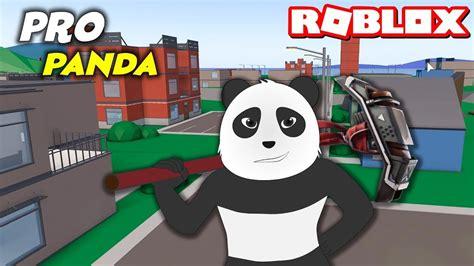 panda robloxda fortnite oynuyor pro panda costu