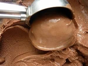 Creme Chocolat Sans Oeuf : cr me glac e au chocolat onctueuse l g re gourmande et ~ Nature-et-papiers.com Idées de Décoration
