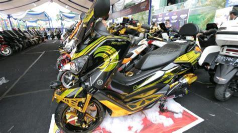 Nmax 2018 Banjarmasin by Wow Customaxi Kunjungi Pusat Pengguna Maxi Yamaha Di Makassar