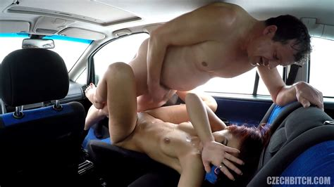 Real Czech Prostitute Takes Money For Car Sex Free Porn 7b Pl