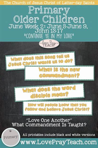 June John Another Ye Children Primary Testament