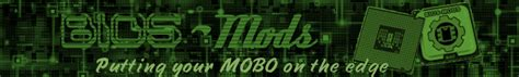 Hp Bios Modification Tool by Bios Mods The Best Bios Update And Modification Source