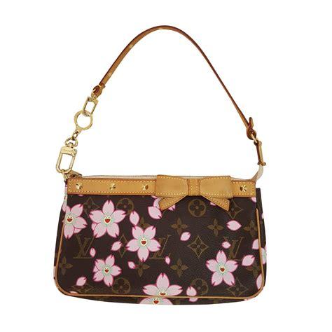 louis vuitton takashi murakami small bag  chic selection