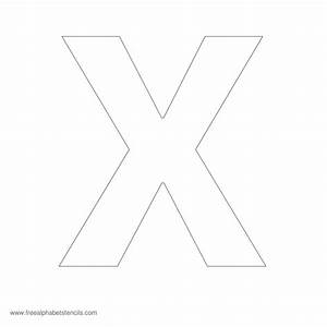 image gallery large letter x With giant letter x