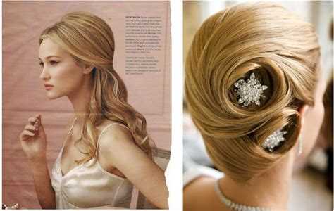 wedding hairstyles  long hair images  pictures