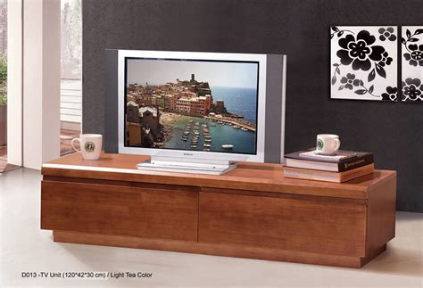China Wooden Tv Stand For Living Room Furniture (d013
