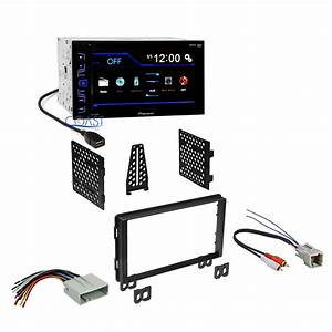 Pioneer Car Radio Stereo Dash Kit Wire Harness For 03