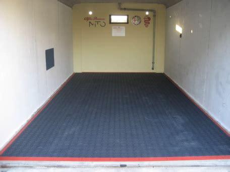 Fußboden Fliesen Für Garage by Garagenboden Mit Bergo Royal Bodensystem