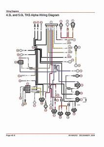 Mercruiser 140 Engine Wiring Diagram And Mefi Wiring