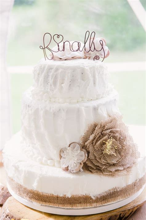 diy rustic backyard wedding in ontario rachel chris