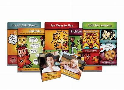 Poster Second Step Kindergarten Card Pack Grade