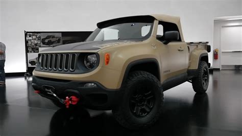 Jeep Truck Concept by Concept Jeep Truck Hybrid