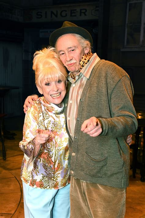 THE LEGENDARY BARBARA WINDSOR PAYS US A SPECIAL VISIT ...