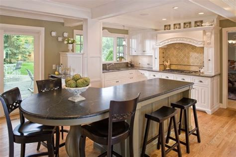image of small kitchen designs kitchen island ideas ability to sit and each other 7481