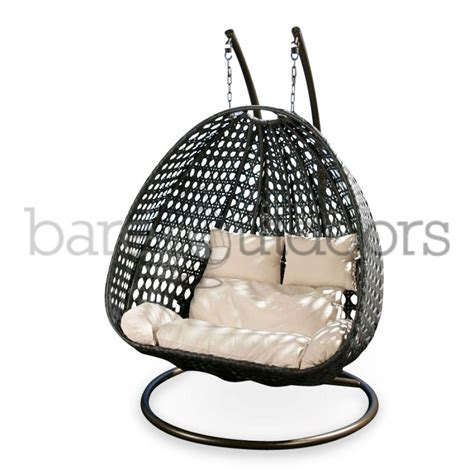 seater hanging pod chair hanging egg chairs