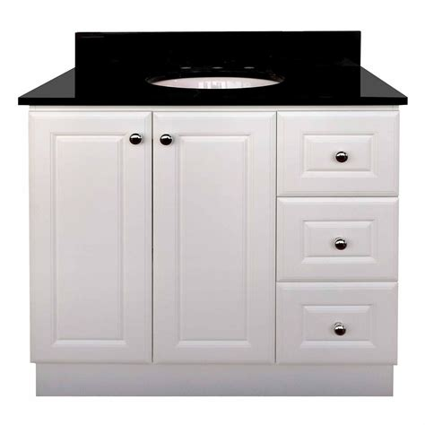 Magick Woods 36inch Vanity Cabinet In Matte White The