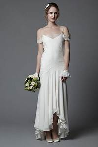 Vintage wedding dress 1920s for 1920s style wedding dress
