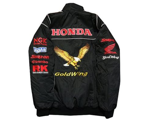 Honda Goldwing Motorcycle Jacket