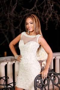 basketball wives star evelyn lozada debut wedding dress With evelyn lozada wedding dress