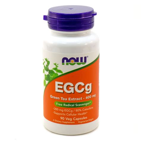 cuisine p駻鈩e egcg green tea extract by now foods 90 vegetarian capsules