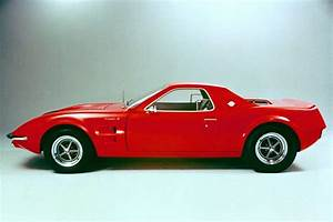 30 Years of Mustang Concepts