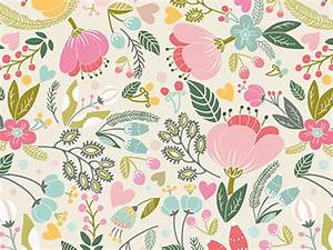 Graphic Design Flower Patterns Collection (35+)