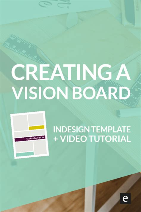 creating  vision board    creative project