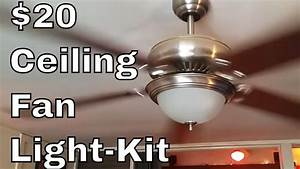 Ceiling Fan Light Kit Harbor Breeze Problems