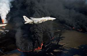 Incendios Petroleros De Kuwait