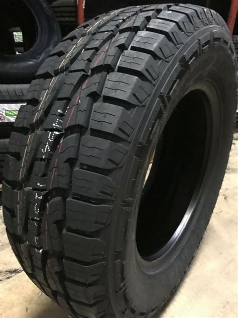 2 new 235 85r16 crosswind a t tires 235 85 2358516 r16 at 10 ply all terrain ebay