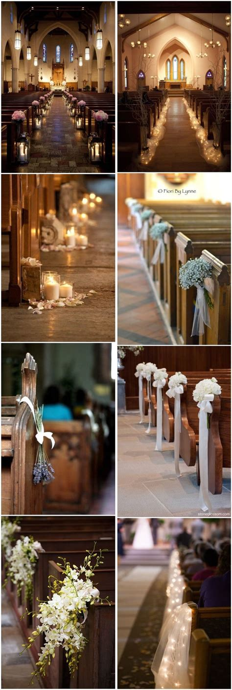 Best 25 Church Pew Decorations Ideas On Pinterest