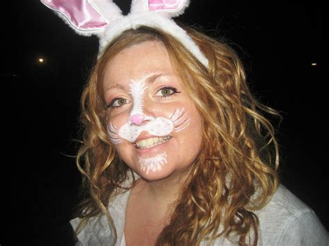bunny halloween makeup ideas flawssy