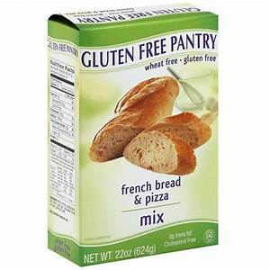 Gluten free pantry french bread and pizza mix 22 oz pack for Gluten free pantry bread mix