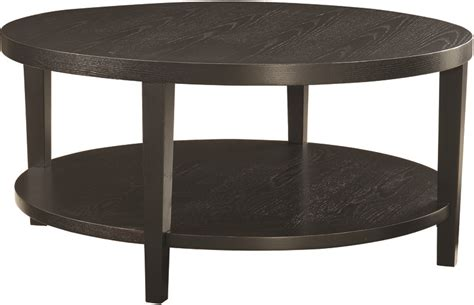 black solid wood coffee table ave six merge 36 39 39 round coffee table with solid wood legs