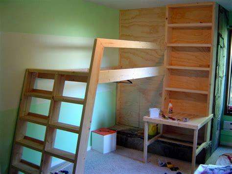 diy loft bed  home design garden architecture blog
