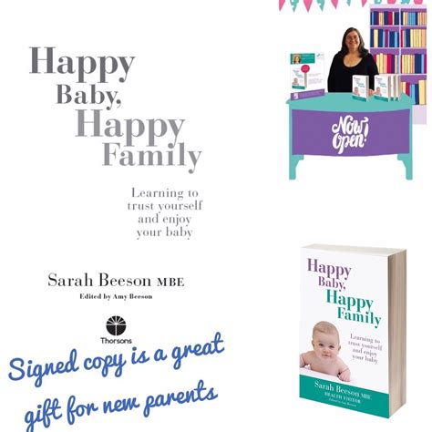 Happy Baby Happy Family Signed Copies Ebook And