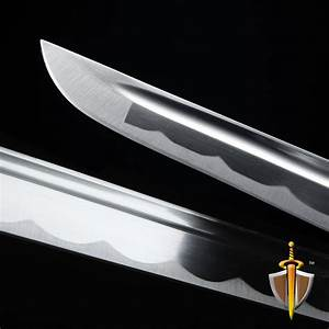 Ninja Katana, Handmade Japanese Samurai Sword Real Full ...