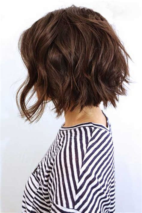 bob hairstyles  thick wavy hair short hairstyles