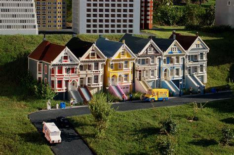 Photo Of Colorful San Francisco Row Houses At