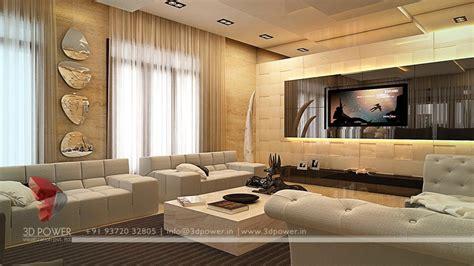 Home Interior 3d View : 3d Interior Elevations