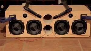 Diy Boombox - 1 U00ba Teste