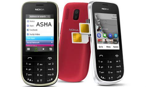 nokia launches   asha phones  images nokia