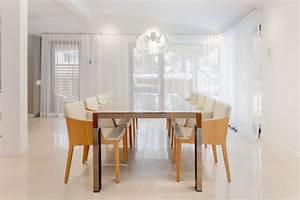Gardinen Für Esszimmer : esszimmer einrichtung aktuelles design in 80 bildern ~ Markanthonyermac.com Haus und Dekorationen