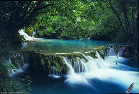 Plitvice Lakes National Park Croatia High Resolution