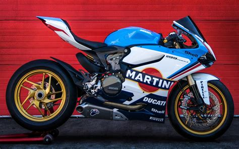 Martini Racing Superbike Hd Wallpaper