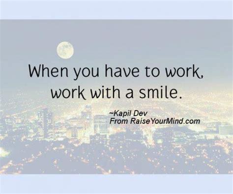 work raise  mind